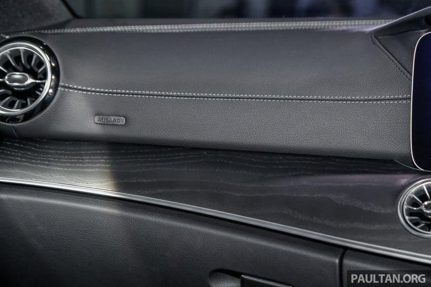 Mercedes-Benz E-Class Coupe kini dilancarkan di Malaysia – tiga varian, harga dari RM436k Image #689410