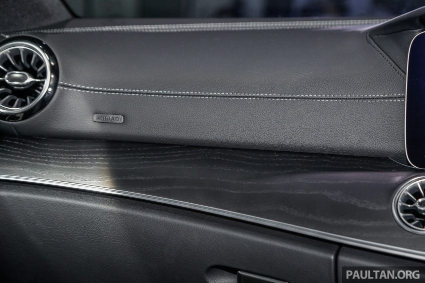 Mercedes-Benz E-Class Coupe kini dilancarkan di Malaysia – tiga varian, harga dari RM436k Image #689303