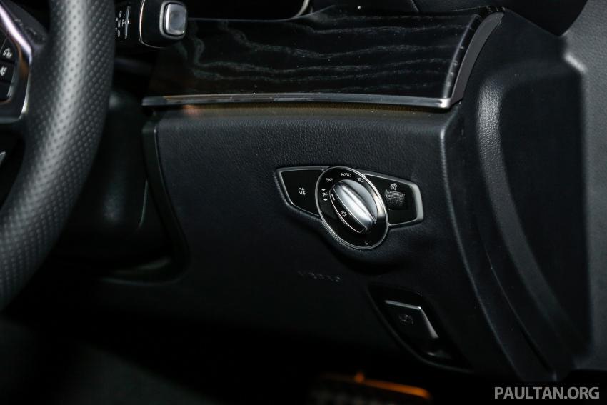 Mercedes-Benz E-Class Coupe kini dilancarkan di Malaysia – tiga varian, harga dari RM436k Image #689308