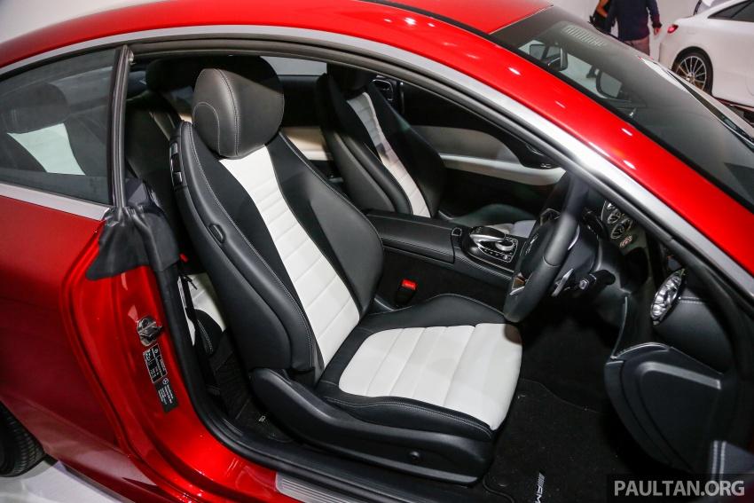 Mercedes-Benz E-Class Coupe kini dilancarkan di Malaysia – tiga varian, harga dari RM436k Image #689418