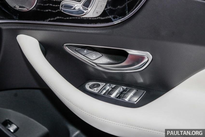 Mercedes-Benz E-Class Coupe kini dilancarkan di Malaysia – tiga varian, harga dari RM436k Image #689422