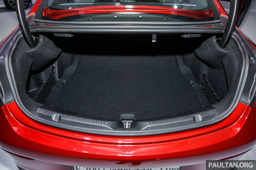 Mercedes-Benz E-Class Coupe kini dilancarkan di Malaysia – tiga varian, harga dari RM436k Image #689427
