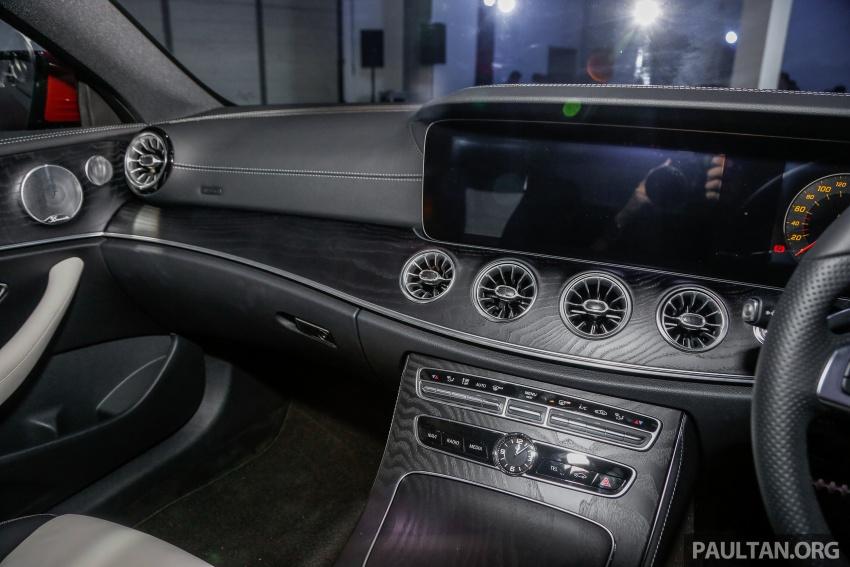 Mercedes-Benz E-Class Coupe kini dilancarkan di Malaysia – tiga varian, harga dari RM436k Image #689287