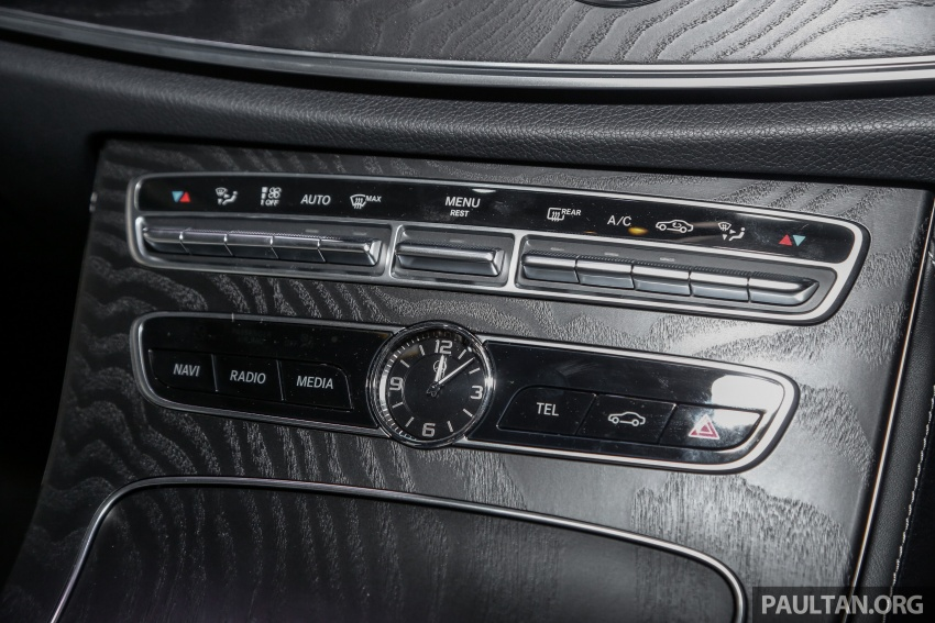Mercedes-Benz E-Class Coupe kini dilancarkan di Malaysia – tiga varian, harga dari RM436k Image #689292