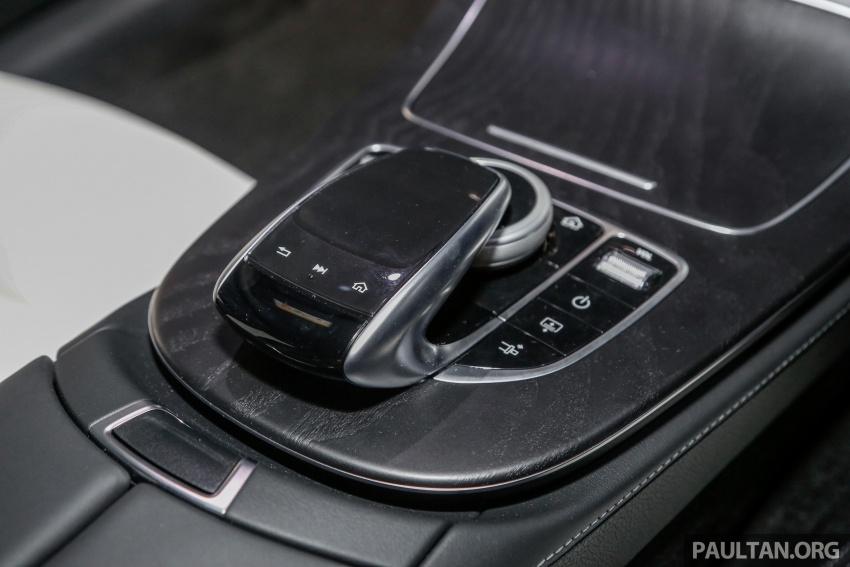 Mercedes-Benz E-Class Coupe kini dilancarkan di Malaysia – tiga varian, harga dari RM436k Image #689298
