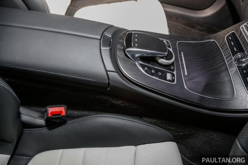 Mercedes-Benz E-Class Coupe kini dilancarkan di Malaysia – tiga varian, harga dari RM436k Image #689300
