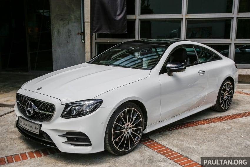 Mercedes Benz E Class  Amg