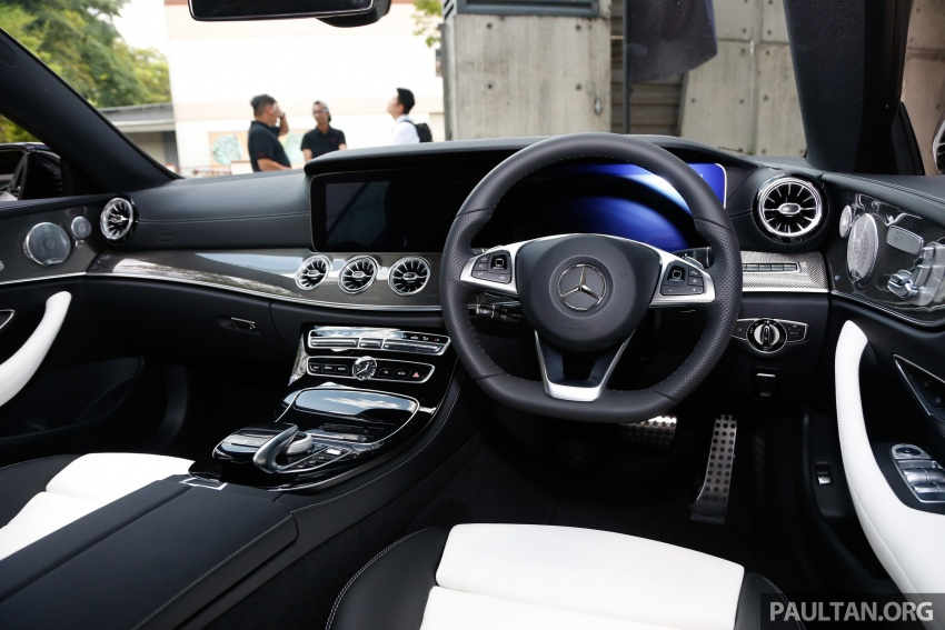 C238 Mercedes-Benz E-Class Coupe launched in Malaysia ...