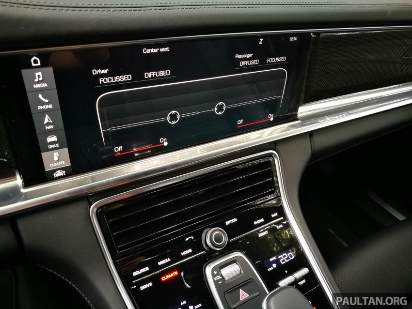 DRIVEN: 2017 Porsche Panamera 4S in Taiwan – take a break Jeeves, because the Boss wants to boss the car Image #678509