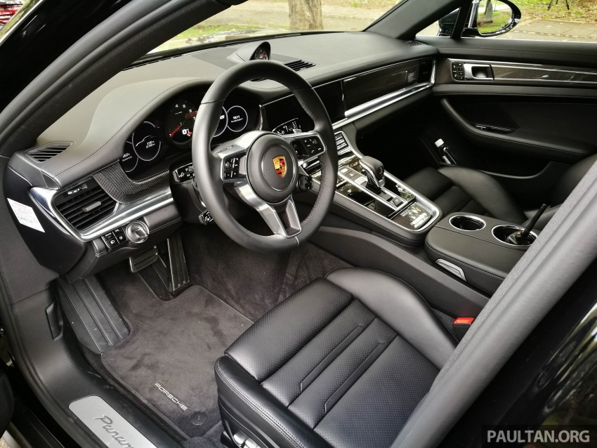 DRIVEN: 2017 Porsche Panamera 4S in Taiwan – take a break Jeeves, because the Boss wants to boss the car Image #678514