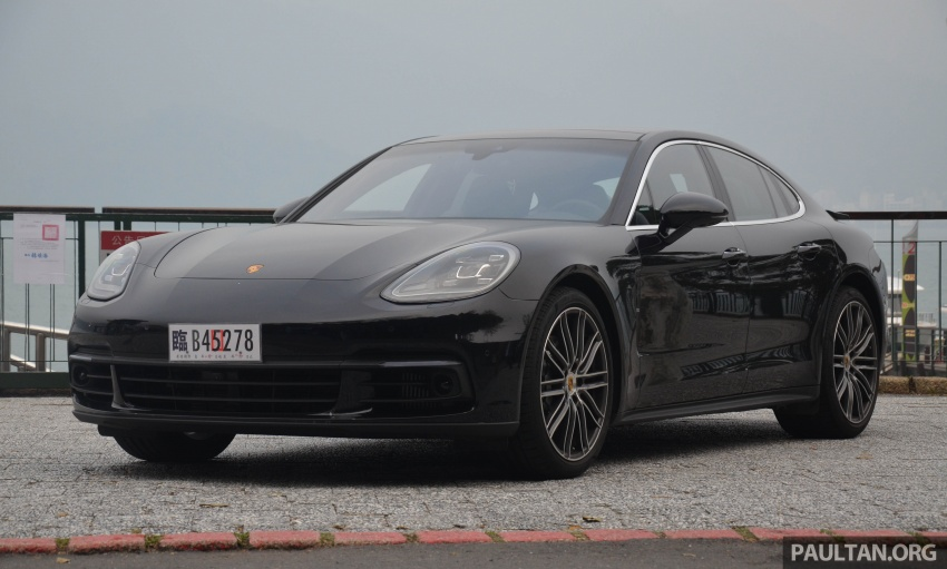DRIVEN: 2017 Porsche Panamera 4S in Taiwan – take a break Jeeves, because the Boss wants to boss the car Image #678516