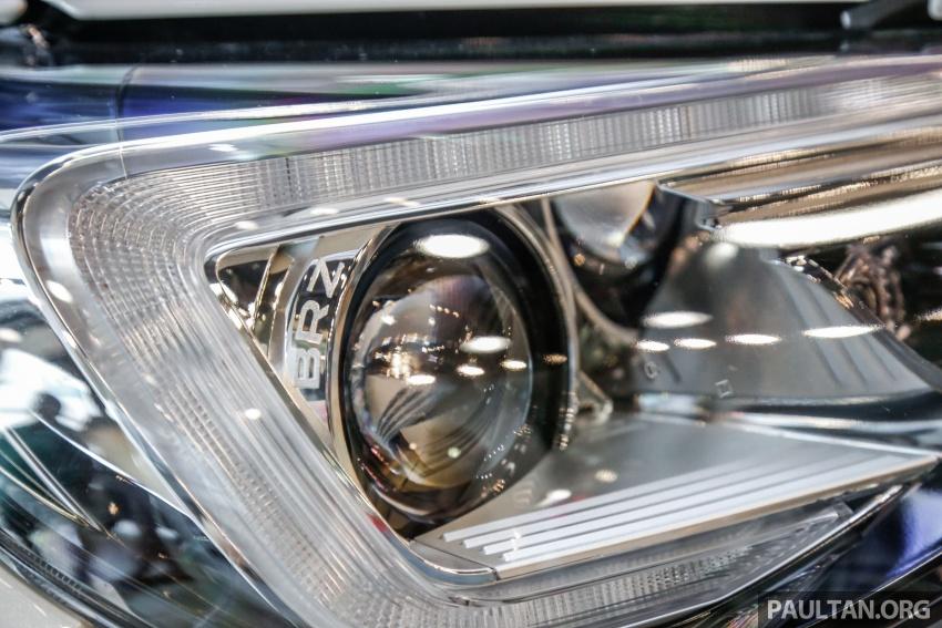 Subaru BRZ facelift kini di M'sia – ditawarkan dengan manual 6-kelajuan, harga antara RM224k-RM231k Image #691603