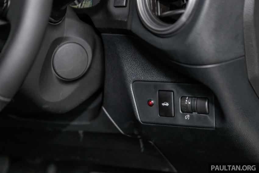 Subaru BRZ facelift kini di M'sia – ditawarkan dengan manual 6-kelajuan, harga antara RM224k-RM231k Image #691637