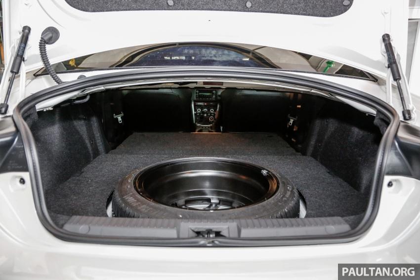 Subaru BRZ facelift kini di M'sia – ditawarkan dengan manual 6-kelajuan, harga antara RM224k-RM231k Image #691653