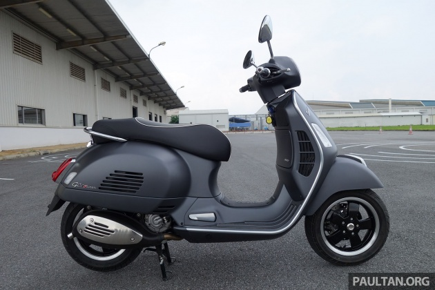 2017 Vespa Vietnam Assembled Scooters To Be In Malaysia By September With Resultant Price Drop