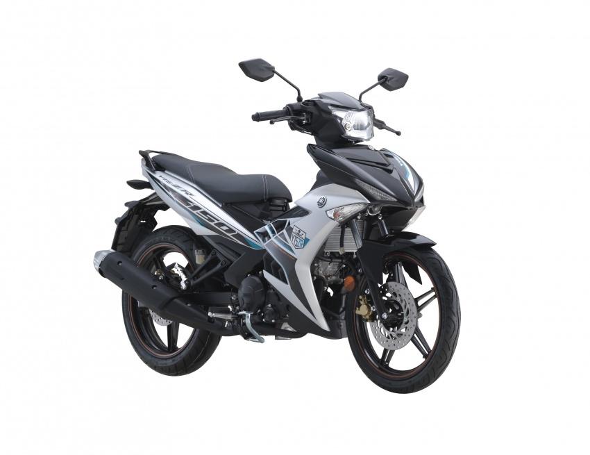 Yamaha Y15ZR 2017 diperkenalkan dalam warna baharu untuk pasaran Malaysia, harga kekal RM8,361 Image #680473