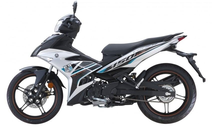 Yamaha Y15ZR 2017 diperkenalkan dalam warna baharu untuk pasaran Malaysia, harga kekal RM8,361 Image #680474