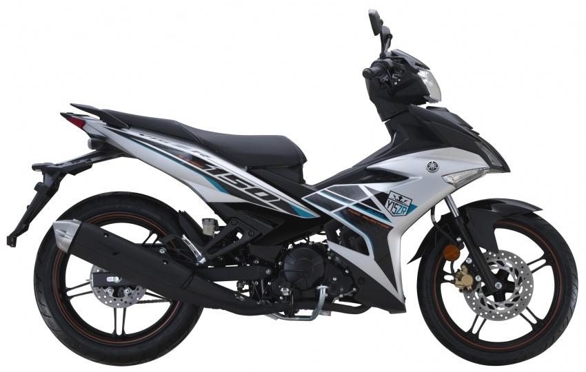 Yamaha Y15ZR 2017 diperkenalkan dalam warna baharu untuk pasaran Malaysia, harga kekal RM8,361 Image #680475