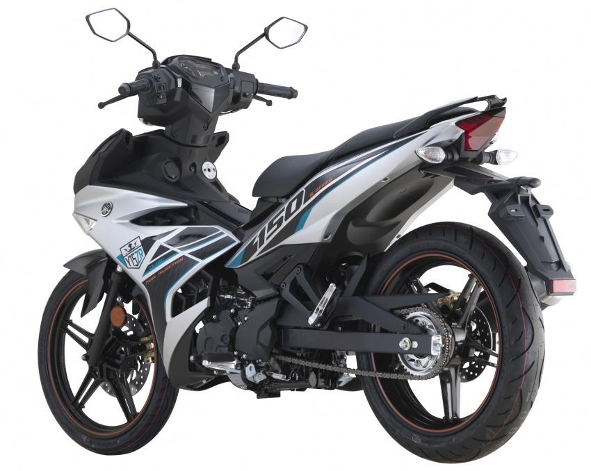 Yamaha Y15ZR 2017 diperkenalkan dalam warna baharu untuk pasaran Malaysia, harga kekal RM8,361 Image #680476