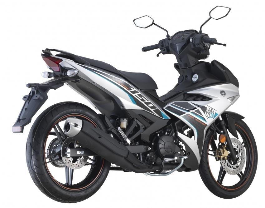 Yamaha Y15ZR 2017 diperkenalkan dalam warna baharu untuk pasaran Malaysia, harga kekal RM8,361 Image #680478