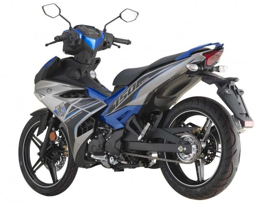Yamaha Y15ZR 2017 diperkenalkan dalam warna baharu untuk pasaran Malaysia, harga kekal RM8,361 Image #680482