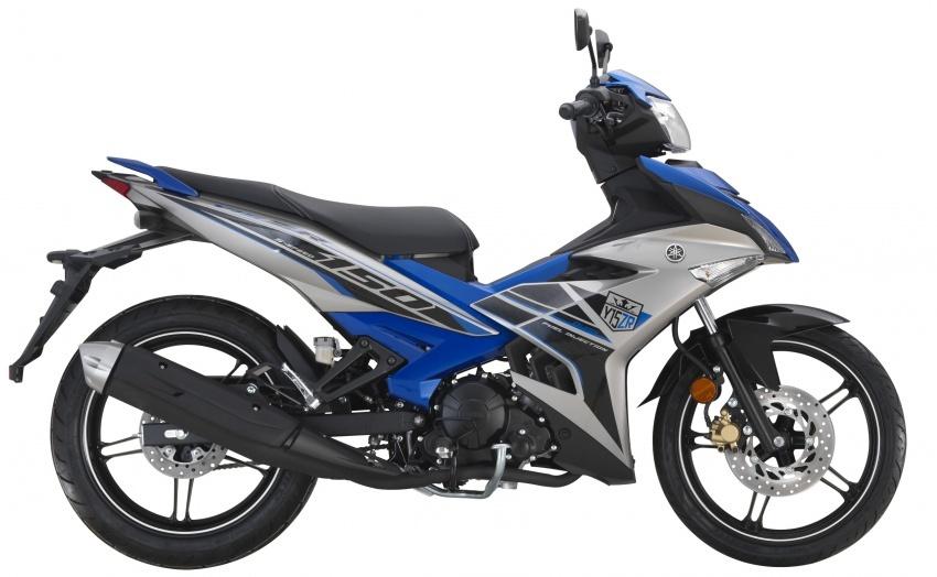 Yamaha Y15ZR 2017 diperkenalkan dalam warna baharu untuk pasaran Malaysia, harga kekal RM8,361 Image #680484