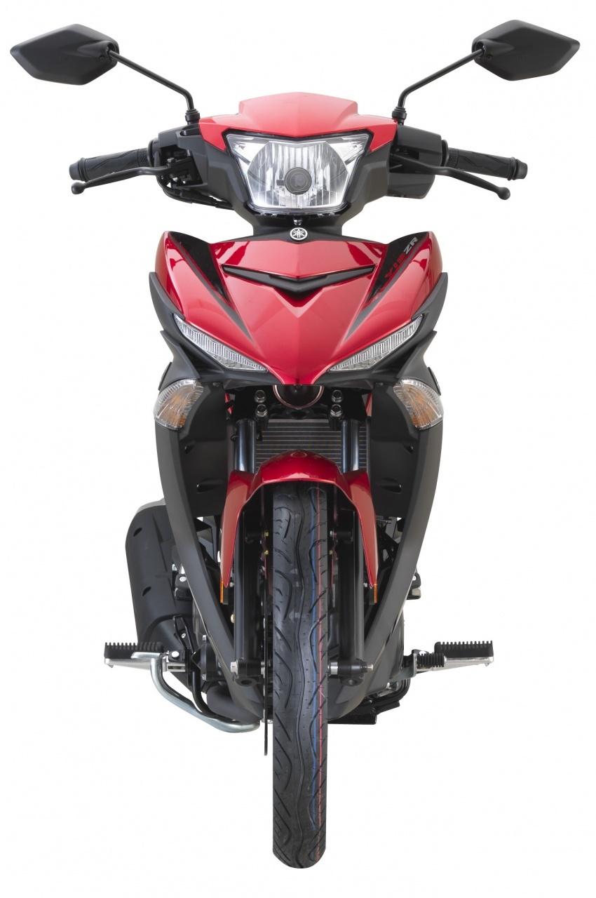 Yamaha Y15ZR 2017 diperkenalkan dalam warna baharu untuk pasaran Malaysia, harga kekal RM8,361 Image #680493