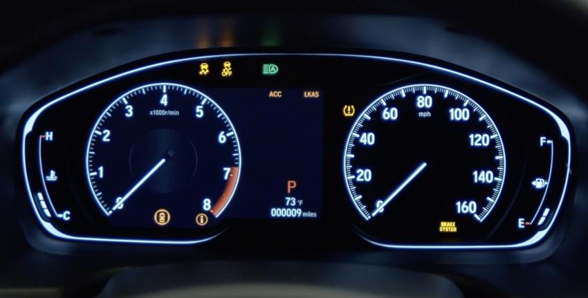 Honda Accord 2018 didedahkan – 1.5 VTEC Turbo dan 2.0 VTEC Turbo bersama transmisi auto 10-kelajuan Image #683750