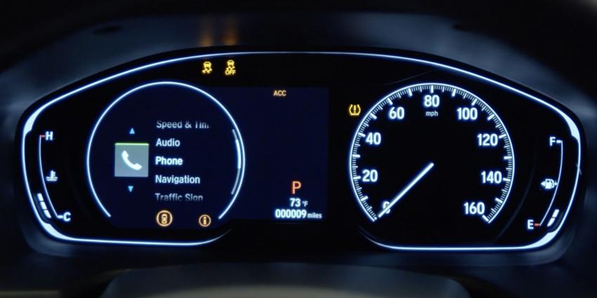 Honda Accord 2018 didedahkan – 1.5 VTEC Turbo dan 2.0 VTEC Turbo bersama transmisi auto 10-kelajuan Image #683749