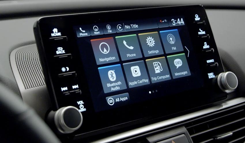 Honda Accord 2018 didedahkan – 1.5 VTEC Turbo dan 2.0 VTEC Turbo bersama transmisi auto 10-kelajuan Image #683748