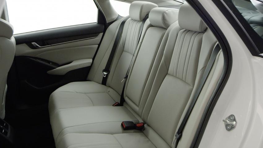 Honda Accord 2018 didedahkan – 1.5 VTEC Turbo dan 2.0 VTEC Turbo bersama transmisi auto 10-kelajuan Image #683743