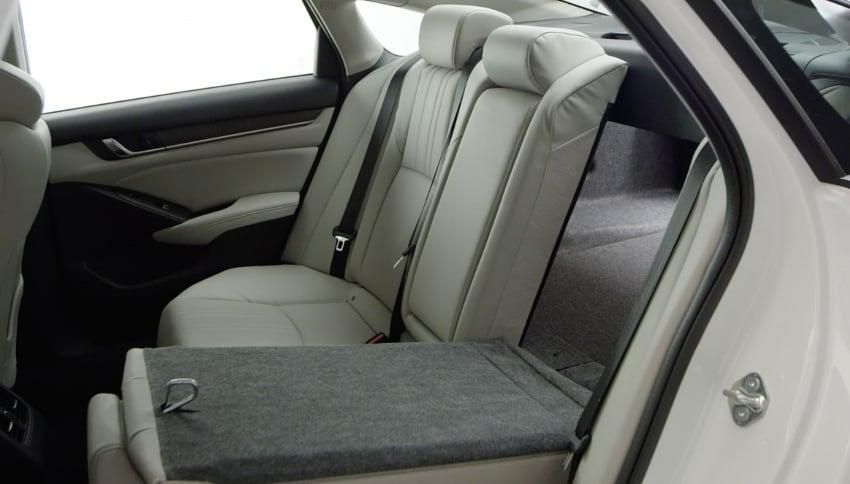 Honda Accord 2018 didedahkan – 1.5 VTEC Turbo dan 2.0 VTEC Turbo bersama transmisi auto 10-kelajuan Image #683742