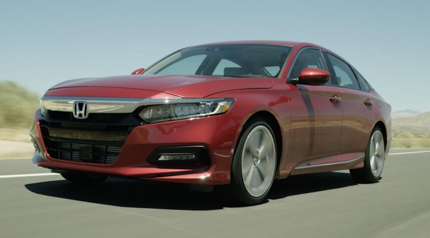 Honda Accord 2018 didedahkan – 1.5 VTEC Turbo dan 2.0 VTEC Turbo bersama transmisi auto 10-kelajuan Image #683736