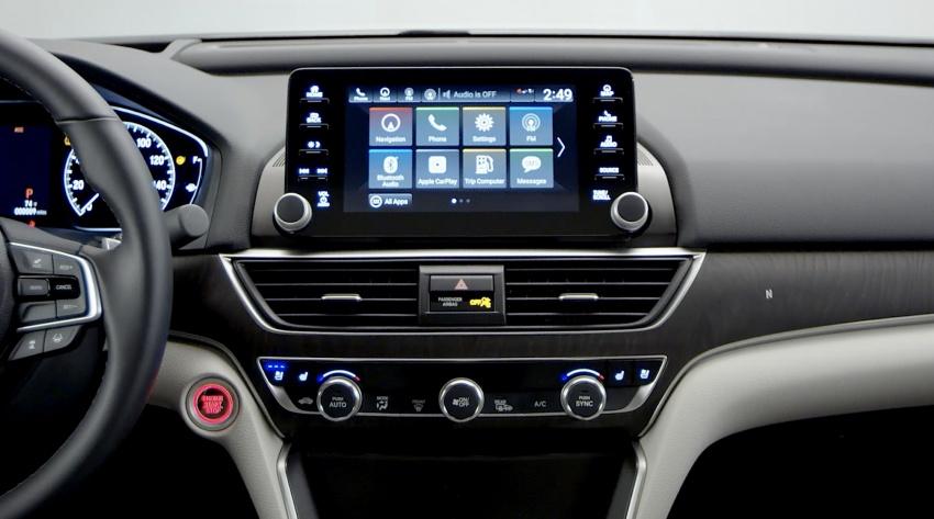 Honda Accord 2018 didedahkan – 1.5 VTEC Turbo dan 2.0 VTEC Turbo bersama transmisi auto 10-kelajuan Image #683752