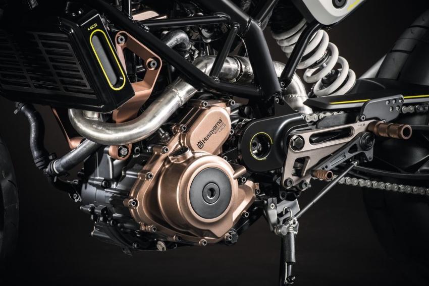 2018 Husqvarna Vitpilen 401 and Svartpilen 401 to be produced in India under KTM and Bajaj Auto Image #678836