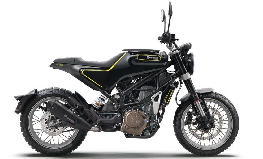 2018 Husqvarna Vitpilen 401 and Svartpilen 401 to be produced in India under KTM and Bajaj Auto Image #678845