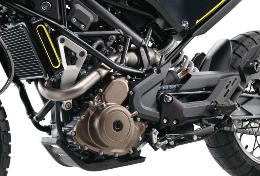 2018 Husqvarna Vitpilen 401 and Svartpilen 401 to be produced in India under KTM and Bajaj Auto Image #678846
