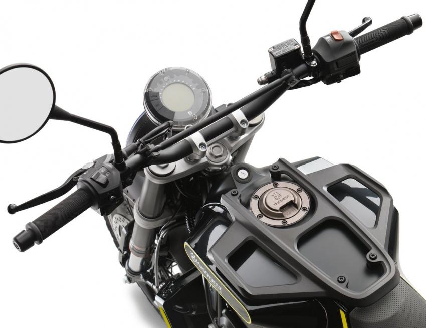 2018 Husqvarna Vitpilen 401 and Svartpilen 401 to be produced in India under KTM and Bajaj Auto Image #678848