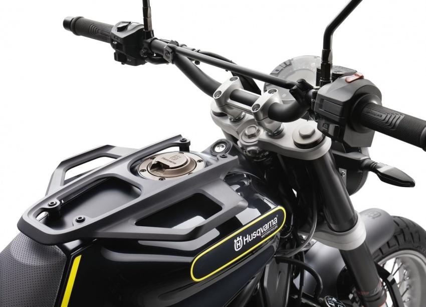 2018 Husqvarna Vitpilen 401 and Svartpilen 401 to be produced in India under KTM and Bajaj Auto Image #678849