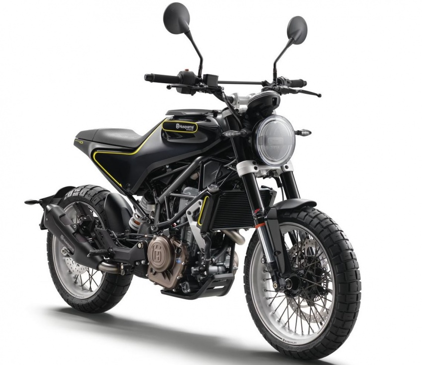 2018 Husqvarna Vitpilen 401 and Svartpilen 401 to be produced in India under KTM and Bajaj Auto Image #678854