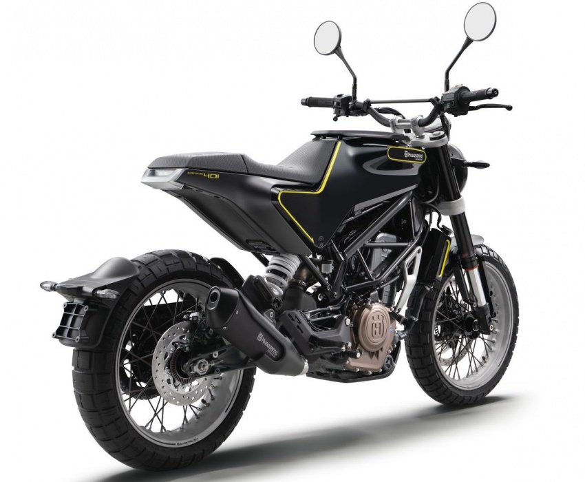 2018 Husqvarna Vitpilen 401 and Svartpilen 401 to be produced in India under KTM and Bajaj Auto Image #678855