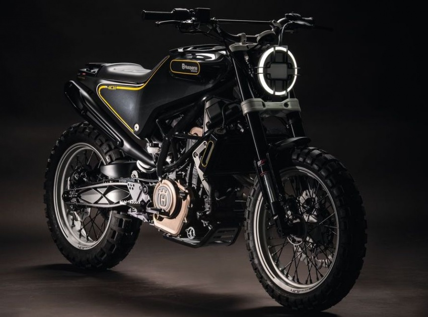 2018 Husqvarna Vitpilen 401 and Svartpilen 401 to be produced in India under KTM and Bajaj Auto Image #678840
