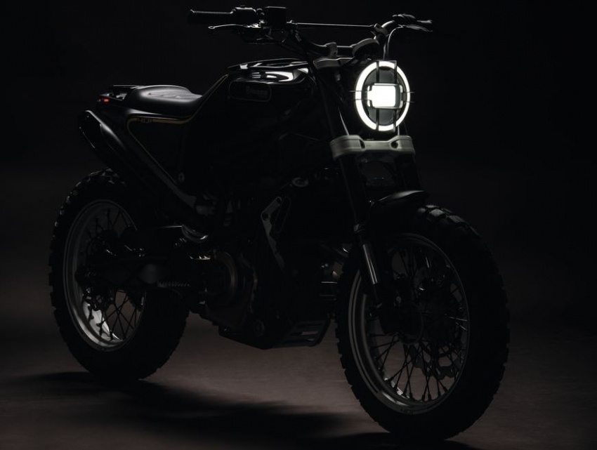 2018 Husqvarna Vitpilen 401 and Svartpilen 401 to be produced in India under KTM and Bajaj Auto Image #678841