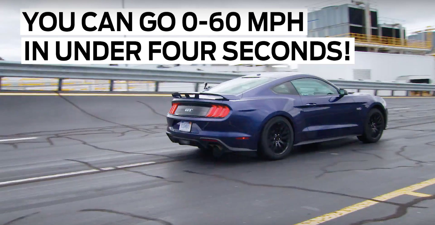2017 Mustang Gt 0 60 >> 2018 Ford Mustang Gt Now Makes 460 Hp And 569 Nm Goes From