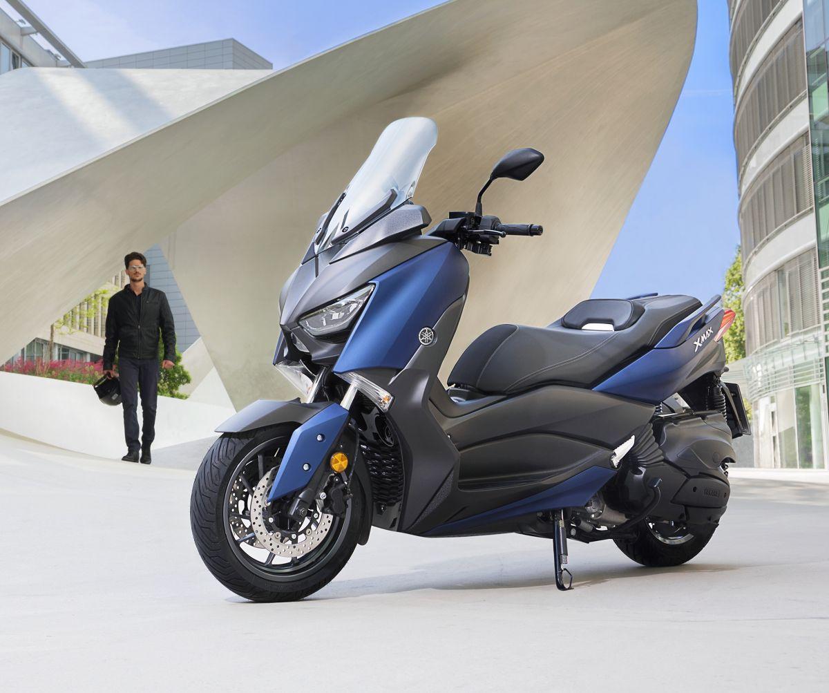 2018 yamaha x max 400 euro release 395 cc 32 hp