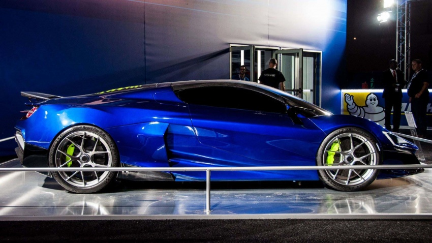 Boreas – new Spanish hypercar with over 1,000 hp! Image #683304