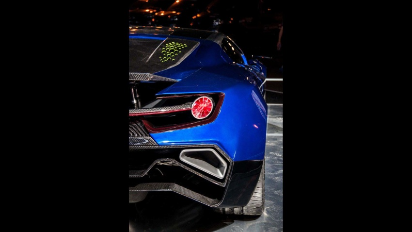 Boreas – new Spanish hypercar with over 1,000 hp! Image #683310