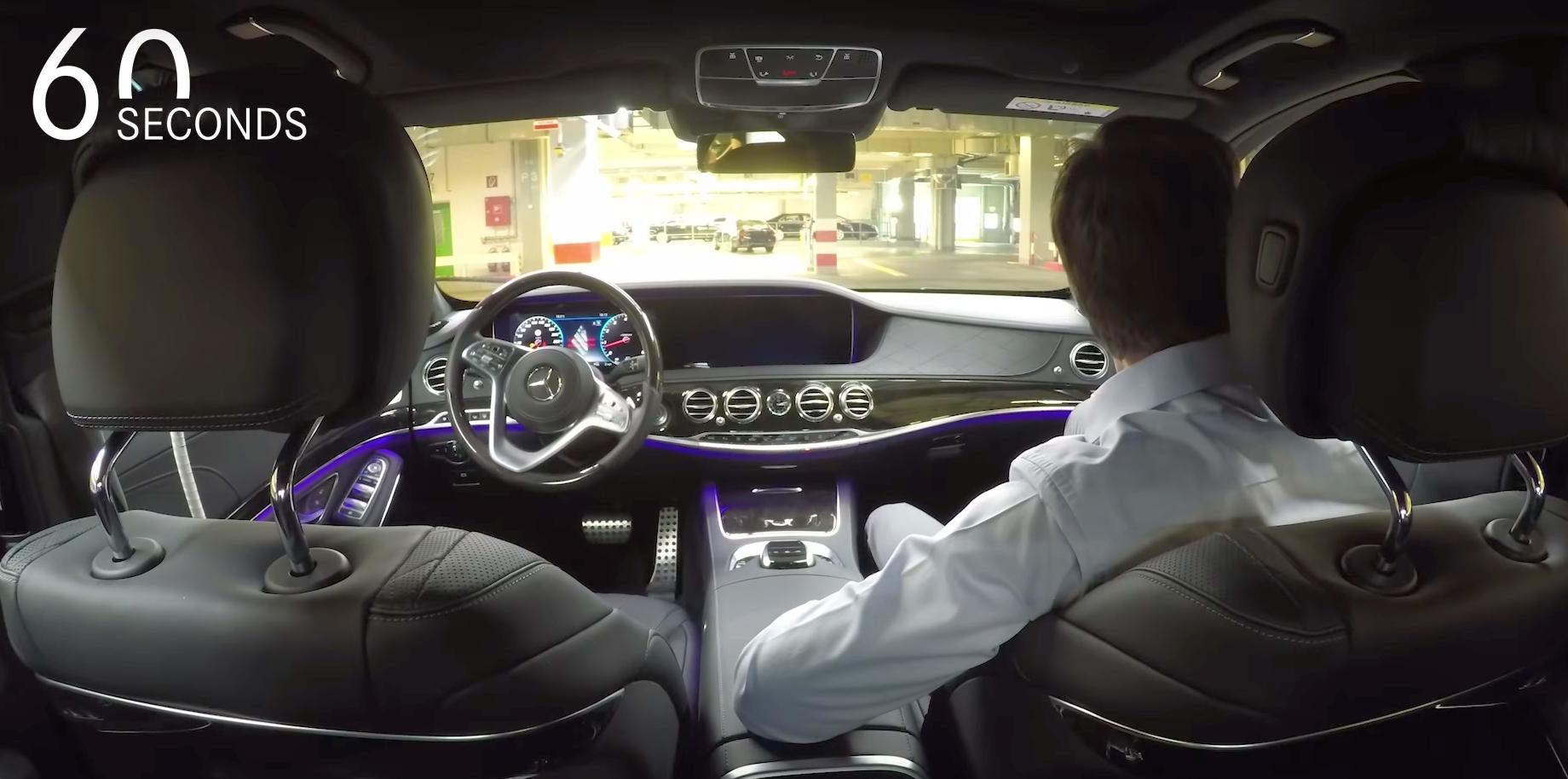 California Tax Calculator >> W222 Mercedes-Benz S-Class facelift drives itself off the ...