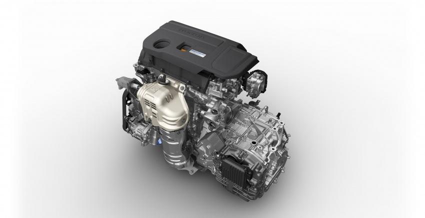 Honda Accord 2018 didedahkan – 1.5 VTEC Turbo dan 2.0 VTEC Turbo bersama transmisi auto 10-kelajuan Image #683772