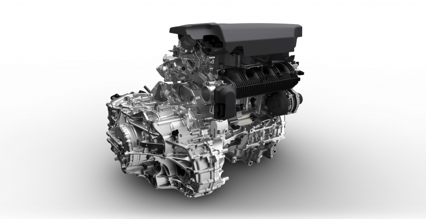 2018 Honda Accord unveiled – 192 hp 1.5 and 252 hp 2.0 turbo, 10-speed auto, standard Honda Sensing Image #683536